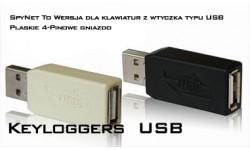 Keylogger Zewnetrzny gniazdo USB 2MB